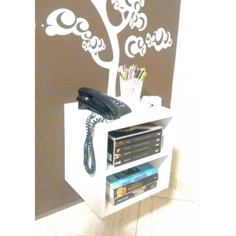 Imagem de Nicho criado mudo para decoração com kit de instalação fred planejados