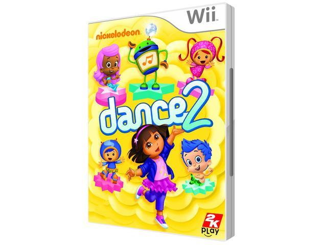 Imagem de Nickelodeon Dance 2 para Nintendo Wii