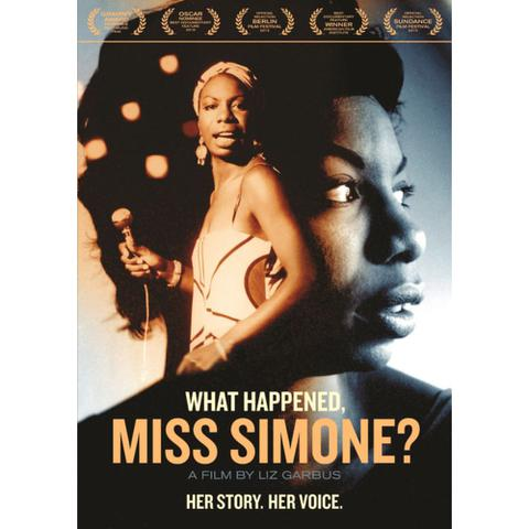 Imagem de Nina simone - what happened,miss (dv