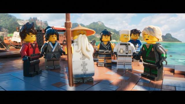 Imagem de Ninjago - O Filme - Blu-Ray