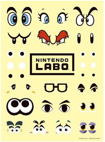 Imagem de Nintendo Labo Customization Set - Switch