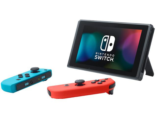 Imagem de Nintendo Switch 32GB 1 Controle Joy-Con