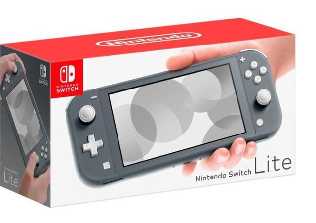 Imagem de Nintendo Switch Lite Gray - Cinzento