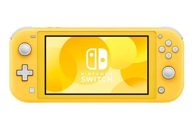 Imagem de Nintendo Switch Lite Yellow - Amarelo
