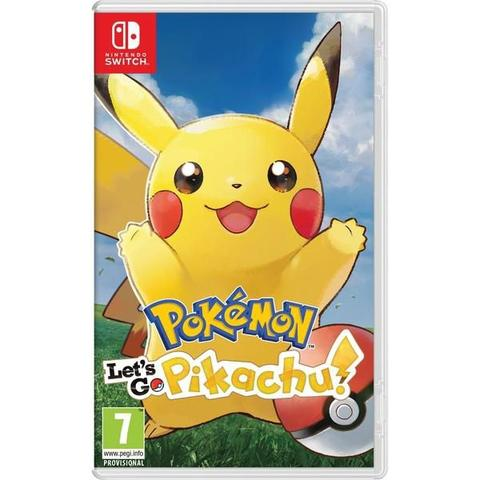 Imagem de Nintendo Switch - Pokemon: Lets Go Pikachu
