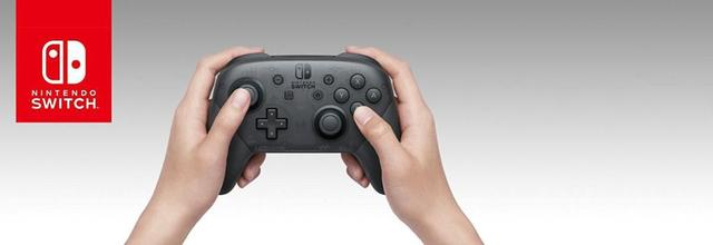 Imagem de Nintendo Switch Pro Controller