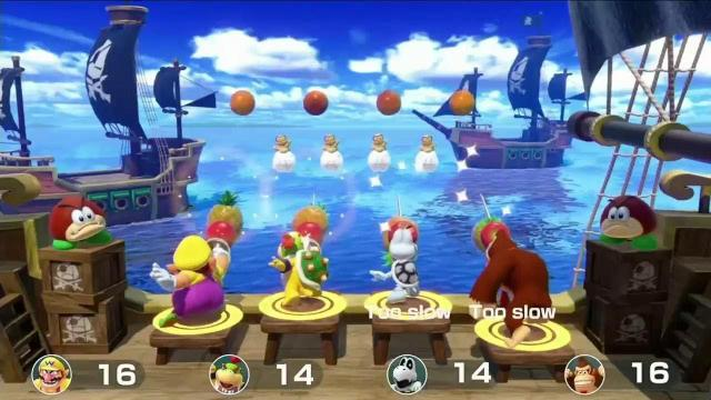 Imagem de Nintendo Switch - Super Mario Party