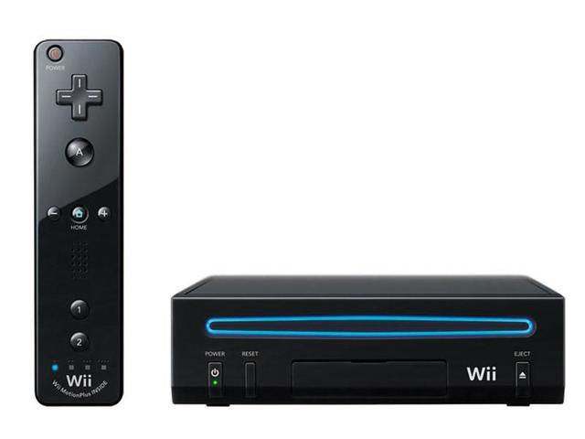 Imagem de Nintendo Wii Black Core