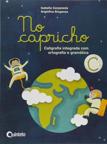 Imagem de No Capricho: Caligrafia Integrada Com Ortografia E Gramática - C - Ftd