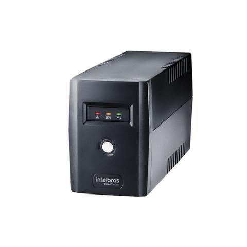 Imagem de Nobreak Intelbras 4822004 XNB 600VA Interactive Mono 127V 300W Preto