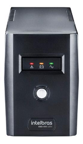 Imagem de Nobreak Intelbras Xnb 600va Pontencia 120v 1hr Autonomo
