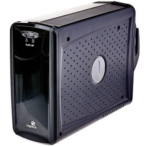 Imagem de Nobreak Ragtech New Save Home 500VA Entrada Trivolt S.115V Bat. 5Ah 6 Tomadas 20NSH4118