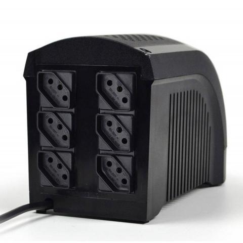 Imagem de Nobreak TS Shara UPS Mini 600VA Bivolt 115/220V Black - 4003