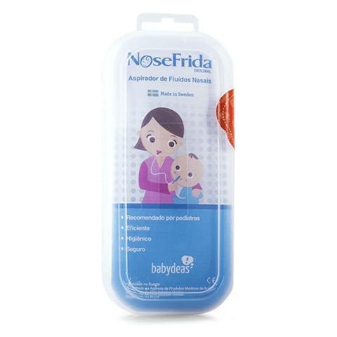 Imagem de NoseFrida Aspirador Nasal Com Estojo Nose Frida Baby