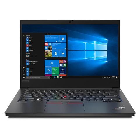 Notebook - Lenovo 20rb000ubr I5-10210u 1.60ghz 8gb 256gb Ssd Intel Hd Graphics Windows 10 Professional Thinkpad E14 14