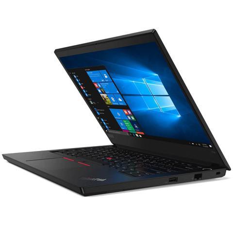 Notebook - Lenovo 20t70005br Amd Ryzen 3 4300u 2.70ghz 8gb 256gb Ssd Amd Radeon Graphics Windows 10 Professional Thinkpad E14 14