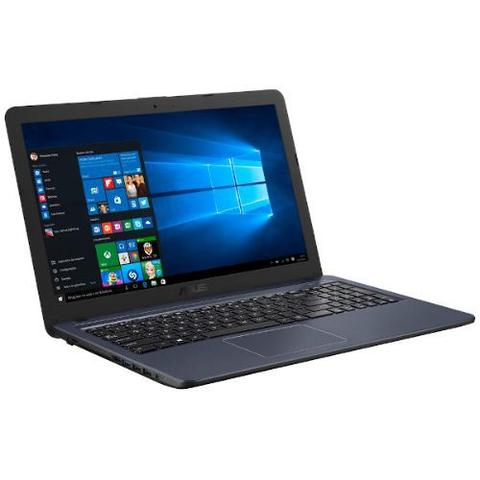 "Notebook - Asus X543na-gq342t Celeron N3350 1.10ghz 4gb 500gb Padrão Intel Hd Graphics 500 Windows 10 Home 15,6"" Polegadas"