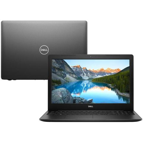 Imagem de Notebook 15.6pol Dell Inspiron i15-3583-A30W (Core i7 8565U, 16GB DDR4, SSD 240GB, VGA AMD Radeon 520, Windows 10 Pro)