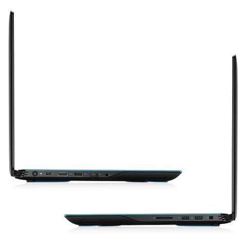 Imagem de Notebook 15,6pol Dell Gaming G3 3590-U60P (Core i7 9750H, 8GB DDR4, SSD 512GB NVME, GTX 1660Ti 6GB, Linux)