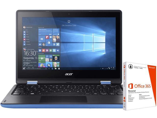 Imagem de Notebook 2 em 1 Acer Aspire R11 Intel Quad Core