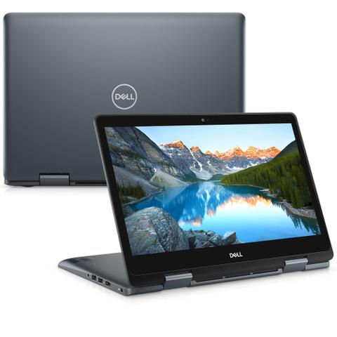 Notebook - Dell I3-8145u 2.10ghz 4gb 128gb Ssd Intel Hd Graphics 620 Windows 10 Home Inspiron 14