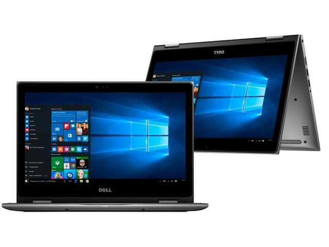 Notebook - Dell I13-5378-b20c I5-7200u 2.50ghz 8gb 1tb Padrão Intel Hd Graphics 620 Windows 10 Inspiron 13,3