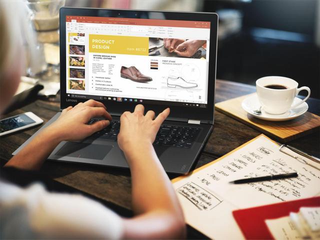 Imagem de Notebook 2 em 1 Lenovo Yoga 510 Intel Core i7