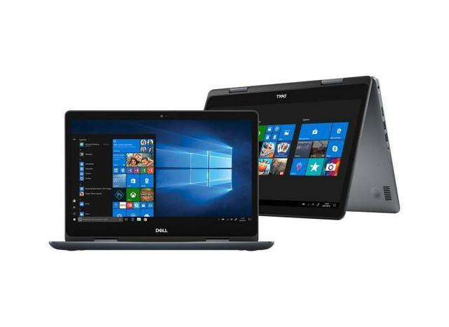 Imagem de Notebook 2in1 Dell 5481 i5-8265U 8GB DDR4 HD 1Tb 14.0 HD Touch Windows10 Home