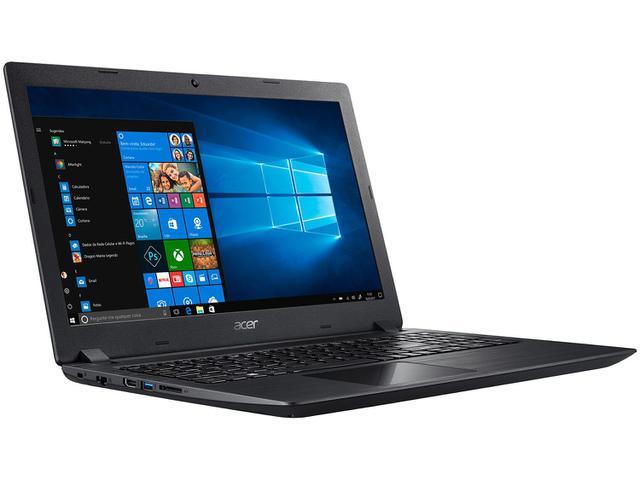 Imagem de Notebook Acer A315-51-347W Intel Core i3 4GB