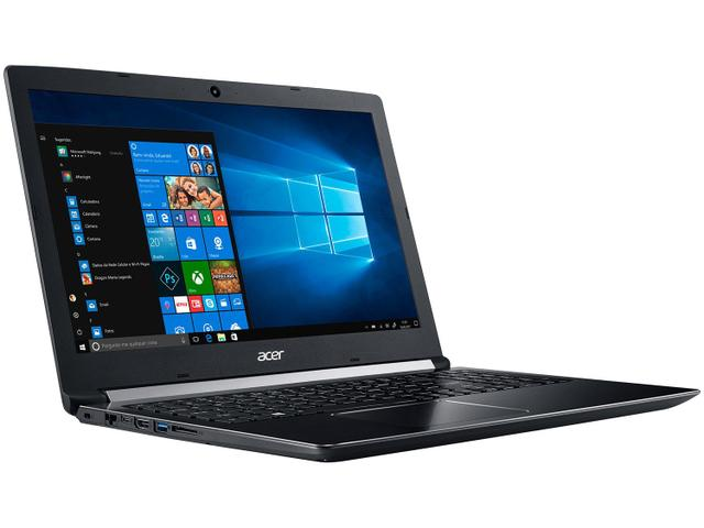 Imagem de Notebook Acer A515-51G-50W8 Intel Core i5 8GB 2TB