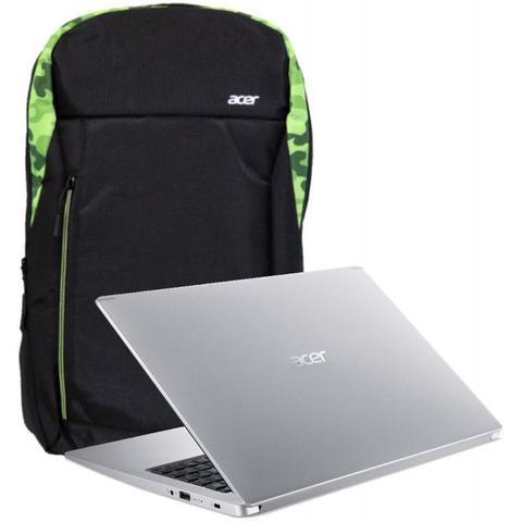 Notebook - Acer A515-55g-576h I5-1035g1 1.00ghz 8gb 512gb Ssd Geforce Mx350 Windows 10 Home Aspire 5 15,6