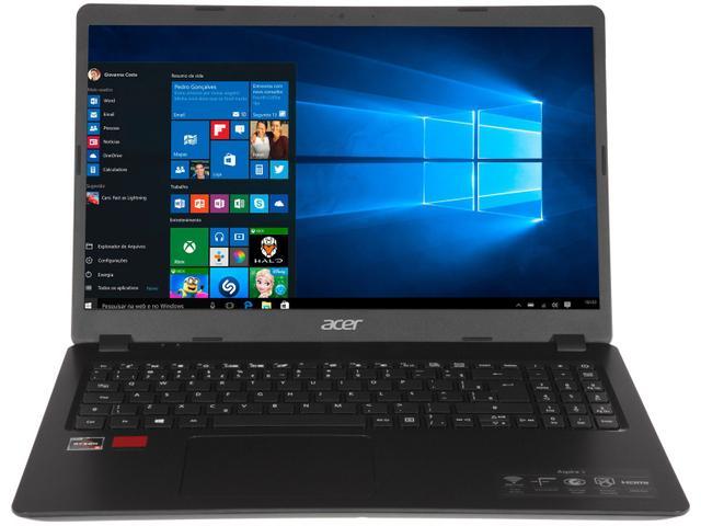 Imagem de Notebook Acer Aspire 3 A315-42G-R8LU AMD Ryzen 5