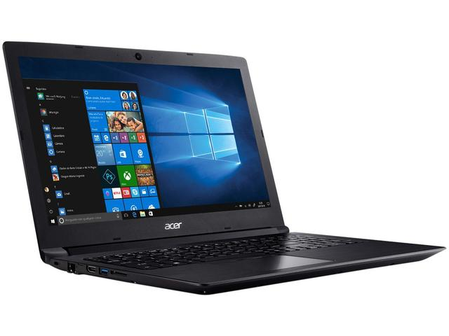 Imagem de Notebook Acer Aspire 3 A315-53-32U4 Intel Core i3