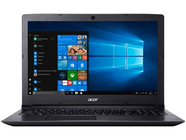 Imagem de Notebook Acer Aspire 3 A315-53-34Y4 Intel Core i3