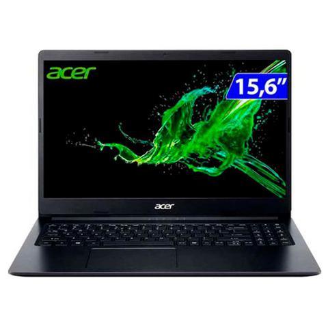 Notebook - Acer A315-23-r3l9 Amd Ryzen 7 3700u 2.30ghz 8gb 256gb Ssd Amd Radeon Rx Vega 10 Windows 10 Home Aspire 3 15,6