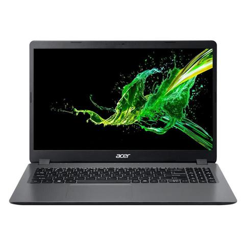 "Notebook - Acer A315-54k-39ssd I3-8130u 2.20ghz 12gb 240gb Ssd Intel Hd Graphics 620 Windows 10 Home Aspire 3 15,6"" Polegadas"