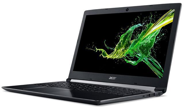 Imagem de Notebook Acer Aspire 5 A515-51-36VK Intel Core i3-8130U  8ª Geração Memória RAM de 4GB HD de 1TB Tela de 15.6'' HD Linux (Endless OS)