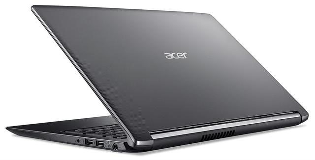 Imagem de Notebook Acer Aspire 5 A515-51-74ZA Intel Core i7-7500U 8GB RAM HD 2TB 15.6