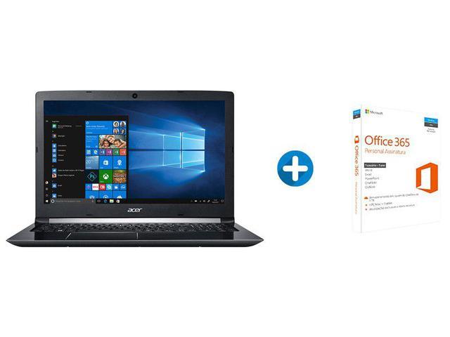Imagem de Notebook Acer Aspire 5 A515-51G-C97B Intel Core i5
