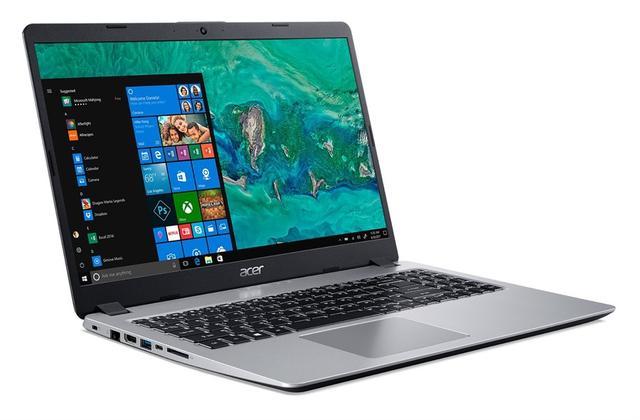 Imagem de Notebook Acer Aspire 5 A515-52-56A8 Intel Core i5-8265U 8ªGeração Memória RAM de 8GB SSD de 128 GB + HD de 1TB Tela de 15.6