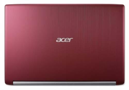 Imagem de Notebook Acer Aspire 5 AMD A12-9720P Vermelho - Acer