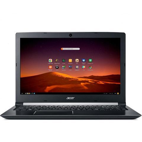 Imagem de Notebook Acer Aspire 5 Intel Core i7-7500U 8GB HD 2TB 15.6 Linux - A515-51-74ZA