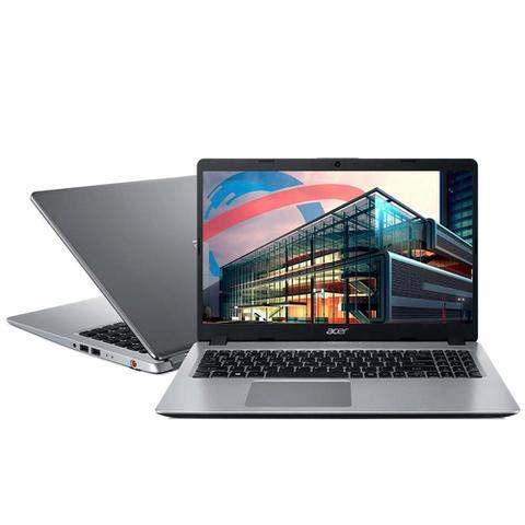 """Notebook - Acer A515-54g-539z I5-10210u 2.00ghz 8gb 1tb Padrão Geforce Mx250 Windows 10 Home Aspire 5 15,6"""" Polegadas"""