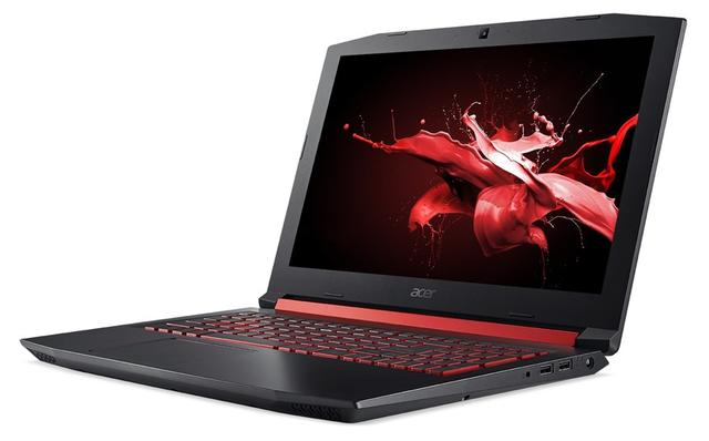 "Imagem de Notebook Acer Aspire Nitro 5 AN515-52-72UU Core i7 16GB SSD 28GB HD 1TB GeForce GTX 1050Ti 4GB Tela 15.6"" FHD Windows 10"