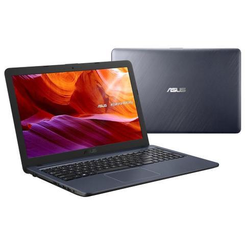 Imagem de Notebook Asus Cel Dual Core 4GB 500GB Windows 10 Tela 15.6 Polegadas X543MA-GO596T