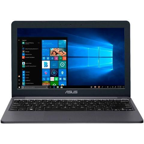 Imagem de Notebook Asus Intel Celeron N4000 RAM 4GB eMMC 32GB Windows 10 Tela 11,6
