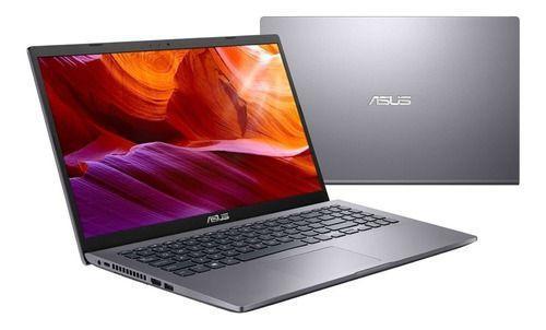 "Notebookgamer - Asus M509da-br324t Amd Ryzen 5-3500u 2.10ghz 8gb 1tb Padrão Amd Radeon Rx Vega 8 Windows 10 Home 15,6"" Polegadas"