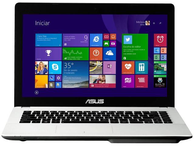 Imagem de Notebook Asus X451 com Intel Quad Core