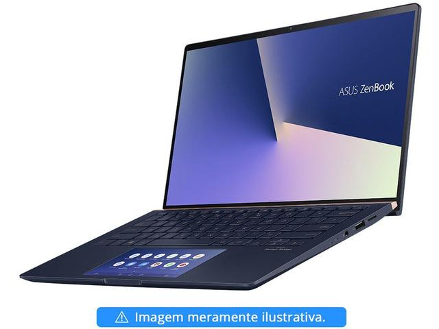 Imagem de Notebook Asus ZenBook 14 UX434FAC-A6340T Intel