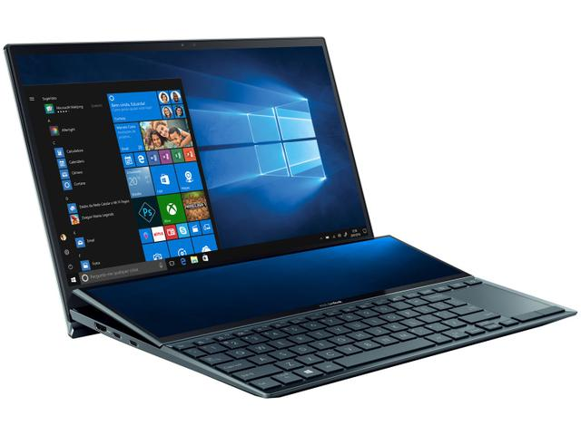 Imagem de Notebook Asus ZenBook Duo 14 UX482EG-KA174T